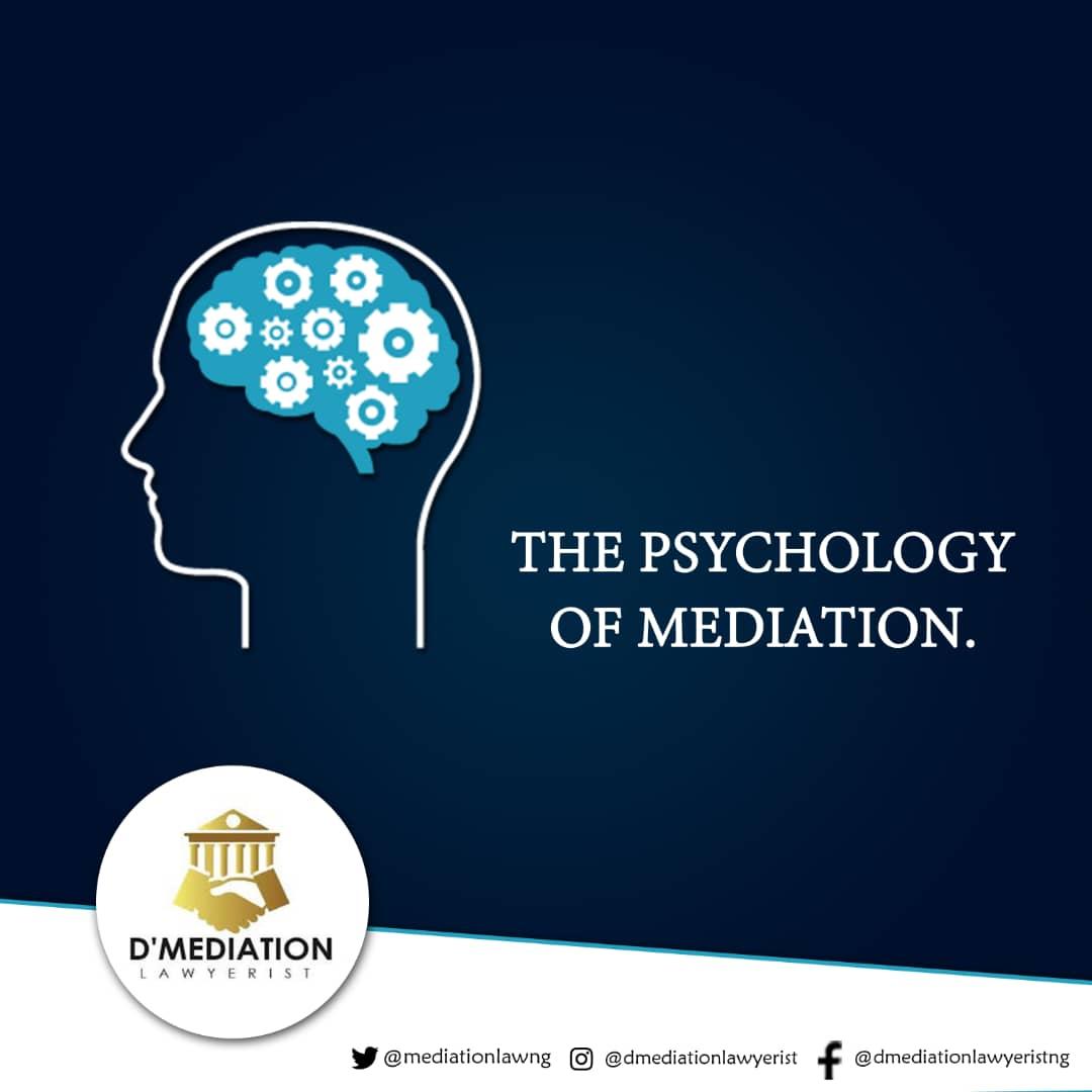 The Psychology of Mediation
