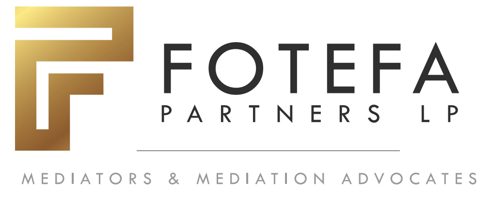 Fotefa Partners | Legal Practitioners & Mediation Advocates